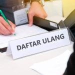 Prosedur Daftar Ulang SMA Negeri 9 Manado