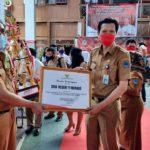 SMAN 9 Manado sabet 2 juara dalam Lomba Kebersihan Dan Keindahan Sekolah