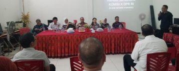 Kunjungan dari Komisi X DPR RI