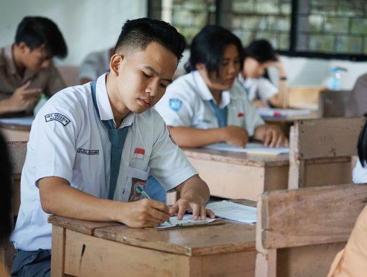 USBN di SMA Negeri 9 Manado