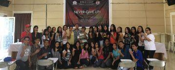 Bible Camp SMAN 9 Manado Tahun 2017