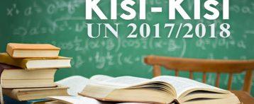 Kisi-Kisi UN 2017/2018