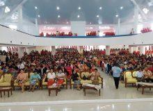 Acara Penamatan SMA Negeri 9 Manado TA. 2016/2017