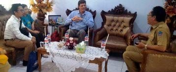 Kunjungan dari RELO Kedutaan Besar dan Konsulat AS di Indonesia