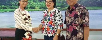 Ester N. Emor raih medali Perak OSN Ekonomi Tkt. Nasional