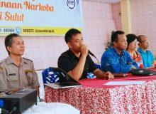 Diseminasi Informasi P4GN di SMA Negeri 9 Manado