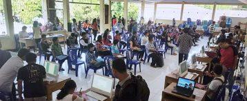 Hari kedua PPDB, sistem singkirkan 313 calon peserta didik.