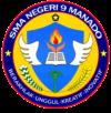 WEBSITE RESMI SMA NEGERI  9 MANADO