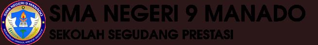 Website resmi SMAN 9 Manado